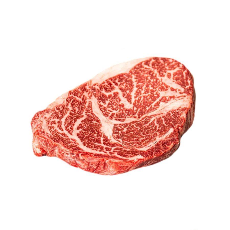 Wagyu Ribeye MBS 8-9 a5 kobe steak beef waguy
