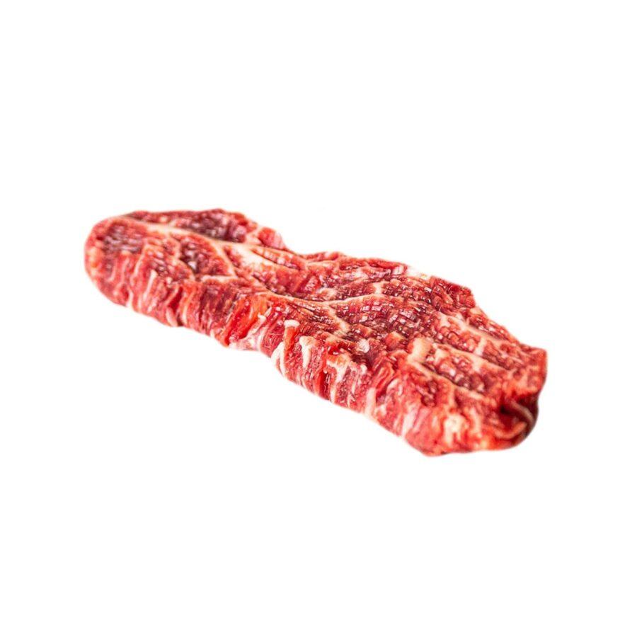 Wagyu Sashimi MBS 4-5 ribeye striploin beef steak