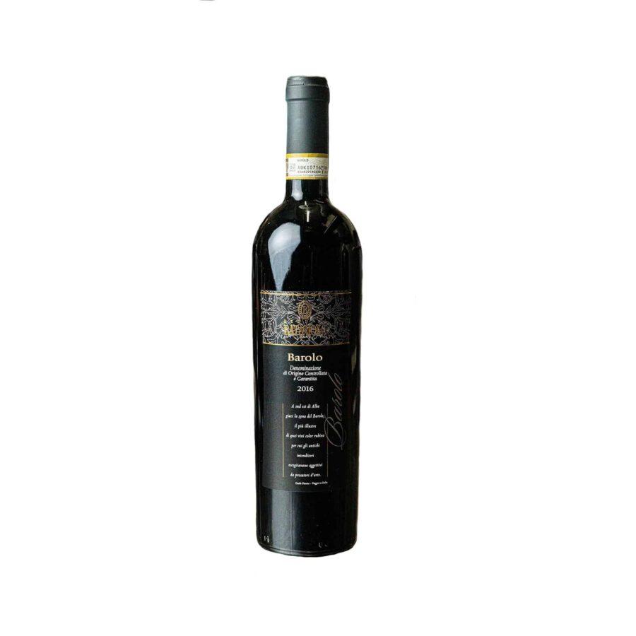 rødvin Barolo vin